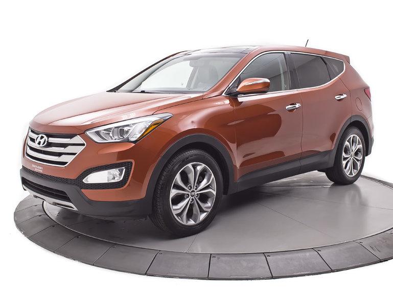 Hyundai Santa Fe 2.0T LIMITED, GPS, TOIT, CUIR 2013
