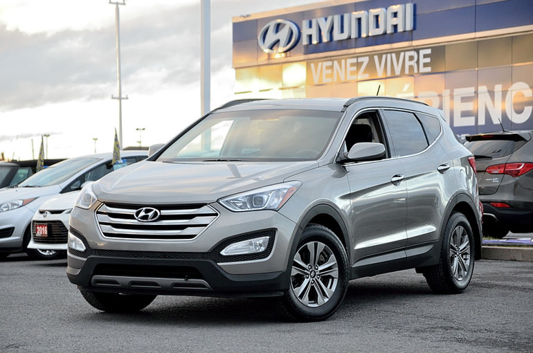 Hyundai Santa Fe SPORT PREMIUM 2.0T AWD 2015