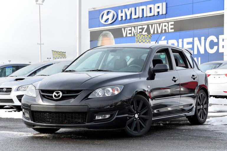 Mazda Mazda3 Mazdaspeed 8 ROUES + 8 PNEUS 2007
