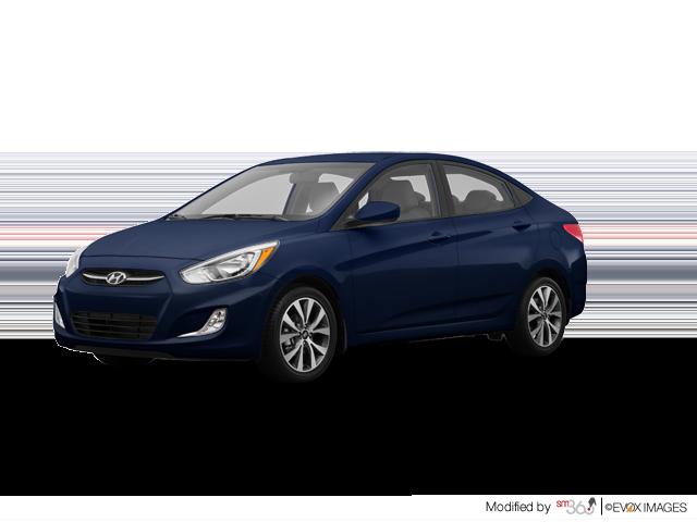 Hyundai ACCENT (4) SE 2017