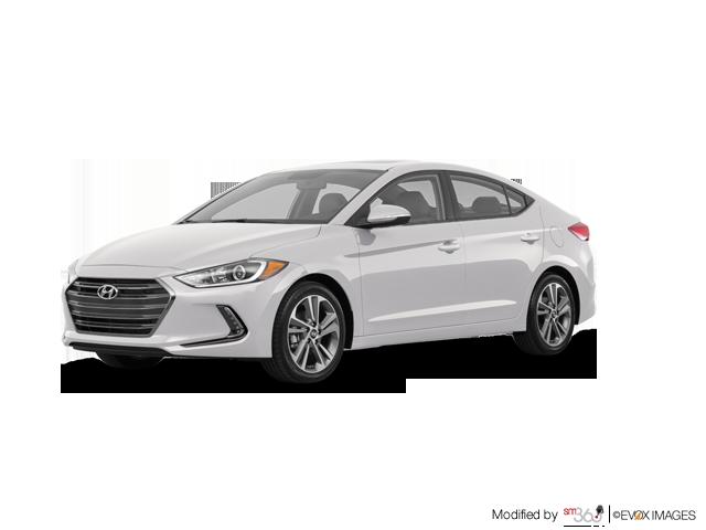 Hyundai Elantra Sedan L 2017