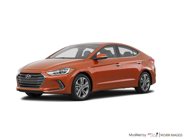 2017 Hyundai Elantra Sedan ULTIMATE