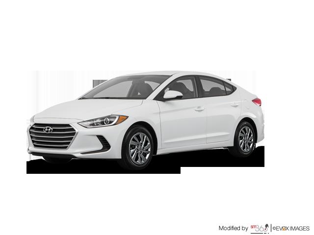 2018 Hyundai Elantra Sedan LE