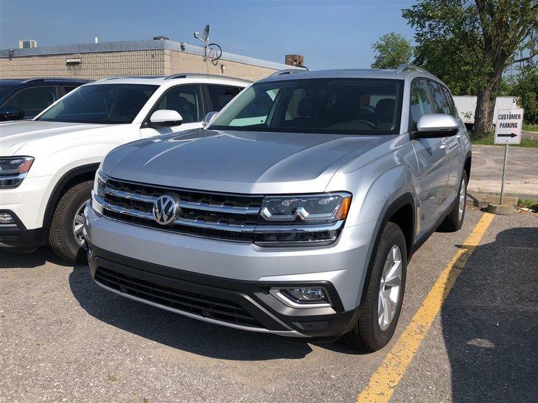 2018 Volkswagen Atlas HIGHLINE 3.6 FSI 4MOTION