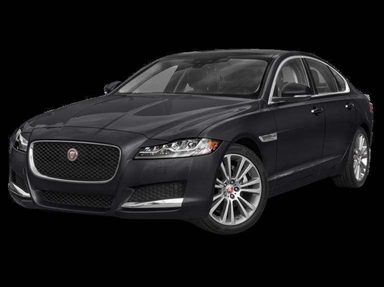 2019 Jaguar XF 20d 2.0L AWD Prestige