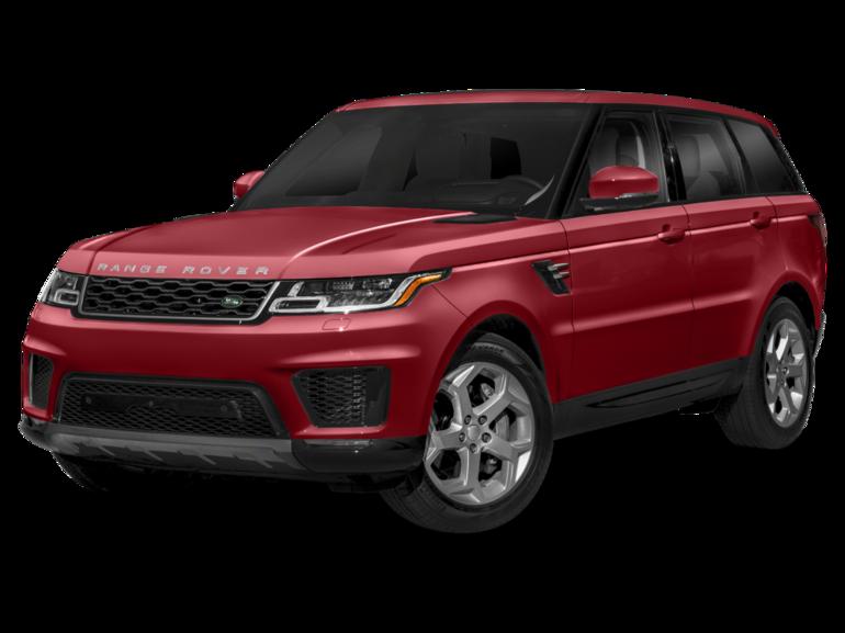 2019 Land Rover Range Rover Sport V6 SE
