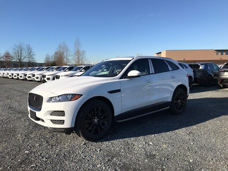 2019 Jaguar F-Pace 20d AWD Prestige