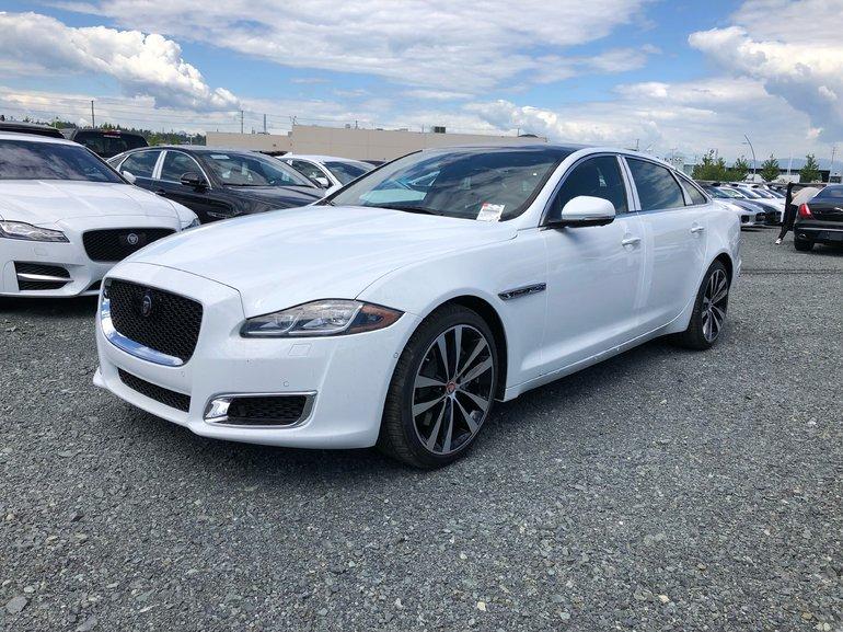 New 2019 Jaguar XJL XJ50 3.0L V6 AWD - $106660.0 | Jaguar ...