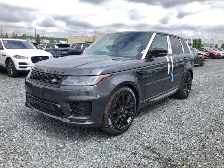 2019 Land Rover Range Rover Sport V8 Supercharged Dynamic (2)