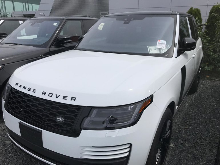 2019 Land Rover Range Rover V6 Supercharged HSE SWB