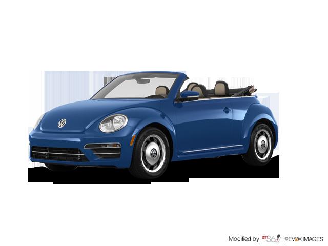 New 2018 Volkswagen Beetle Convertible Coast BLEU SOYEUX MéTALLISé
