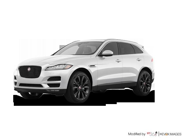 Jaguar F-Pace 35t AWD Portfolio 2018