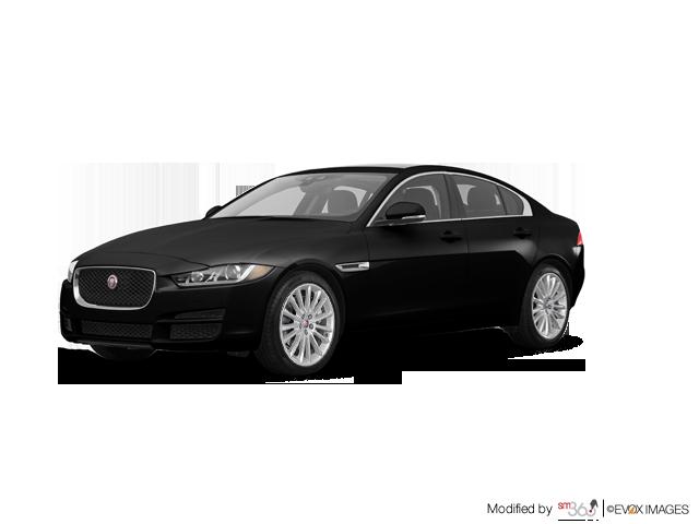 2018 Jaguar XE 30t 2.0L AWD Portfolio