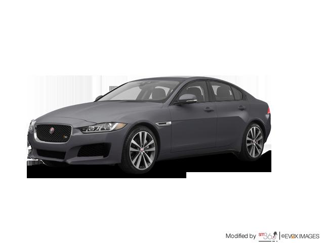 2018 Jaguar XE S 3.0L AWD