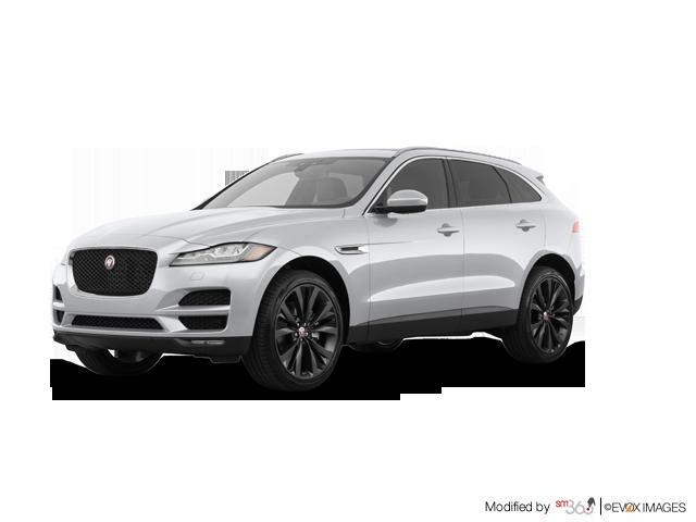 2019 Jaguar F-Pace 30t AWD Portfolio