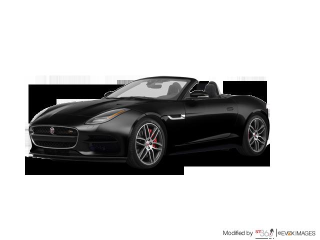 2019 Jaguar F-Type Convertible 550hp R AWD (2)