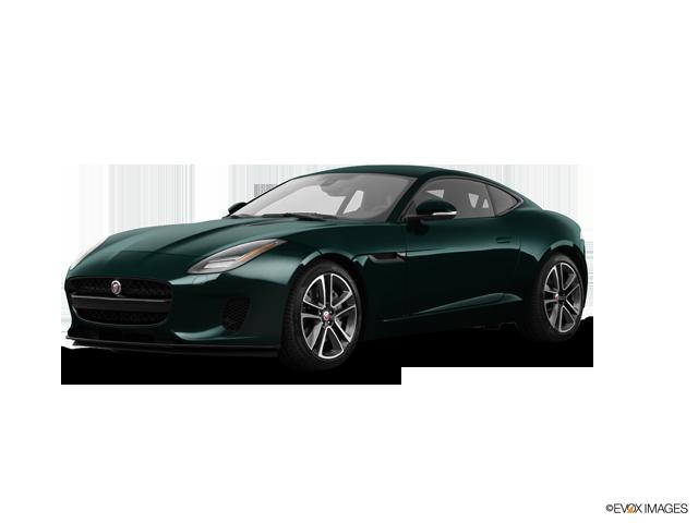 2020 Jaguar F-Type Coupe 550hp R AWD