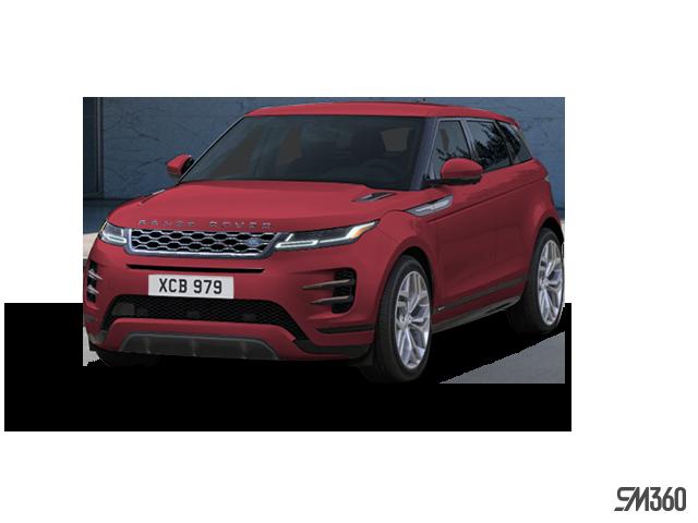 2020 Land Rover Range Rover Evoque P300 R-Dynamic SE