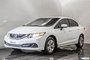 2015 Honda Civic Sedan LX A/C GR ELEC BLUETOOTH SIEGE CHAUFFANTS