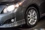 2010 Toyota Corolla S MAGS FOGS A/C GR ELECTRIRIQUE