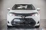2018 Toyota Corolla DÉMO LE 1800$ ACCESSOIRES