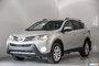 Toyota RAV4 2014+LIMITED+CUIR+NAV+CAMERA RECUL+TOIT 2014