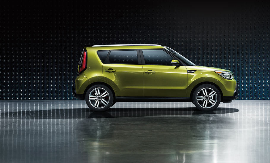2016 Kia Soul - The Soul of urban motion