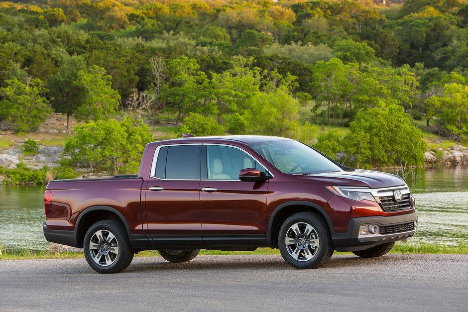 Honda Ridgeline 2019 : Sept choses que vous ne saviez peut-être pas