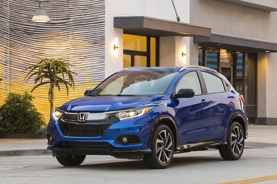 Honda HR-V 2019 vs Toyota C-HR 2019 : pour l'espace et le prix