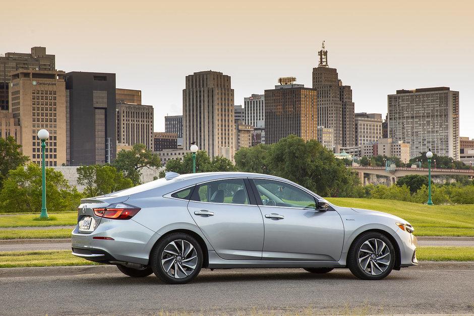 Trois choses à savoir à propos de la Honda Insight 2019