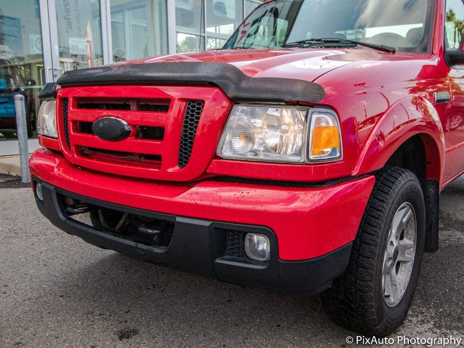 Ford Ranger SPORT V6 4.0L 4X4 EXTENDED CAB 2006