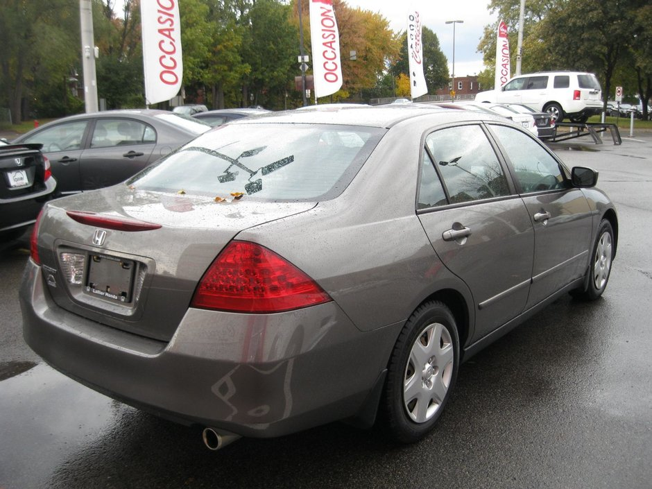 2007 Honda Accord DX G