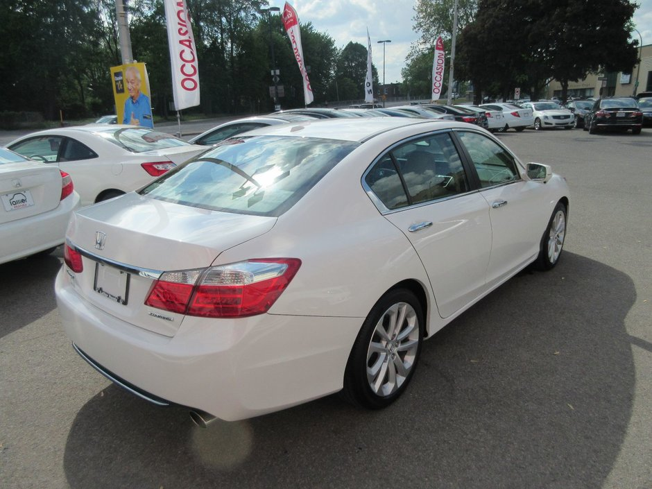 pre owned 2015 honda accord touring lallier honda montreal in montr al