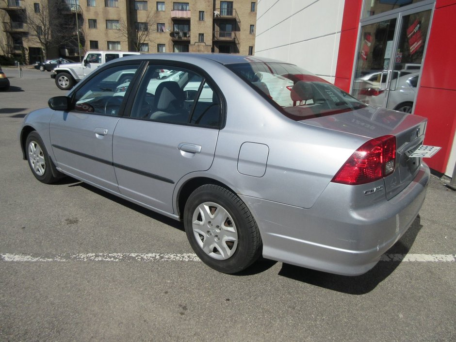 2004 Honda Civic DX G
