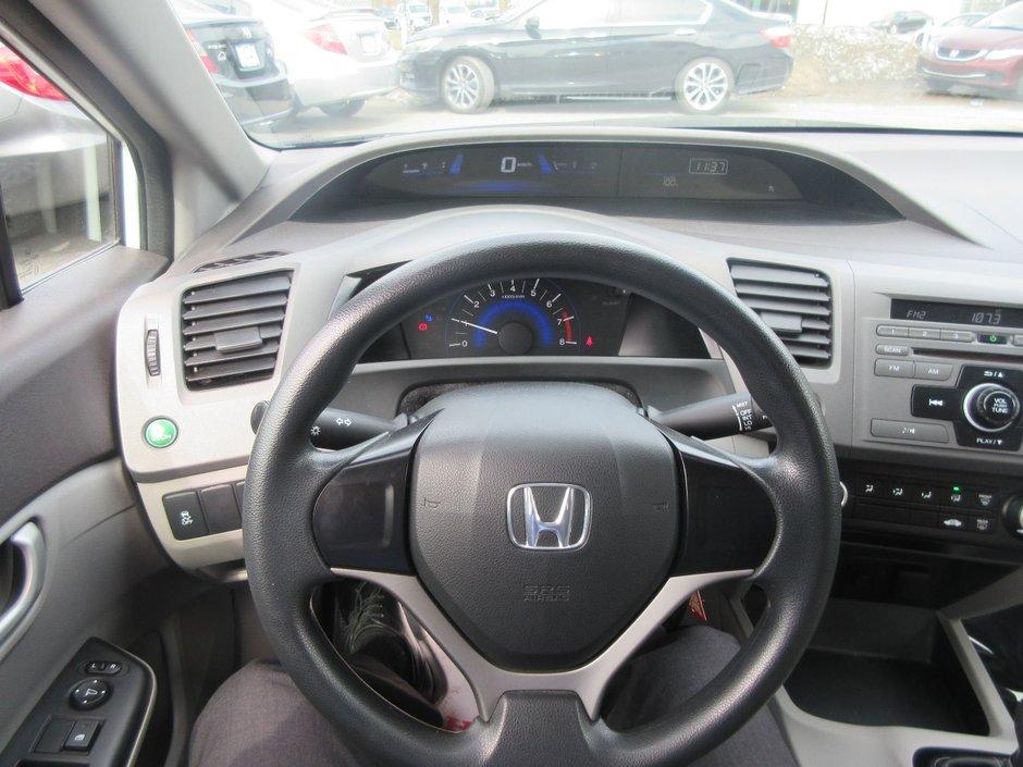 Wonderful 2012 Honda Civic DX