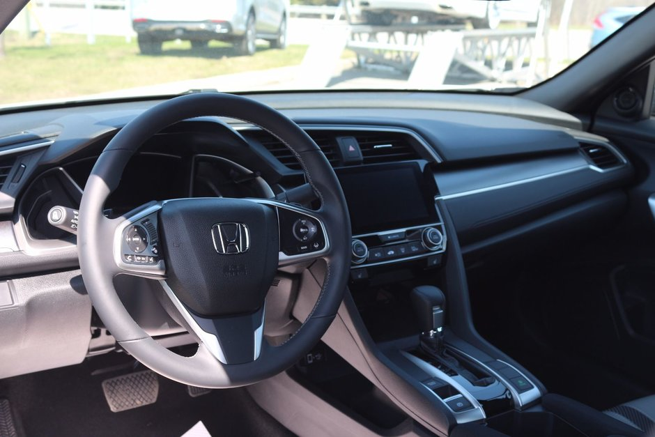 Honda Civic EX-T HS 2017