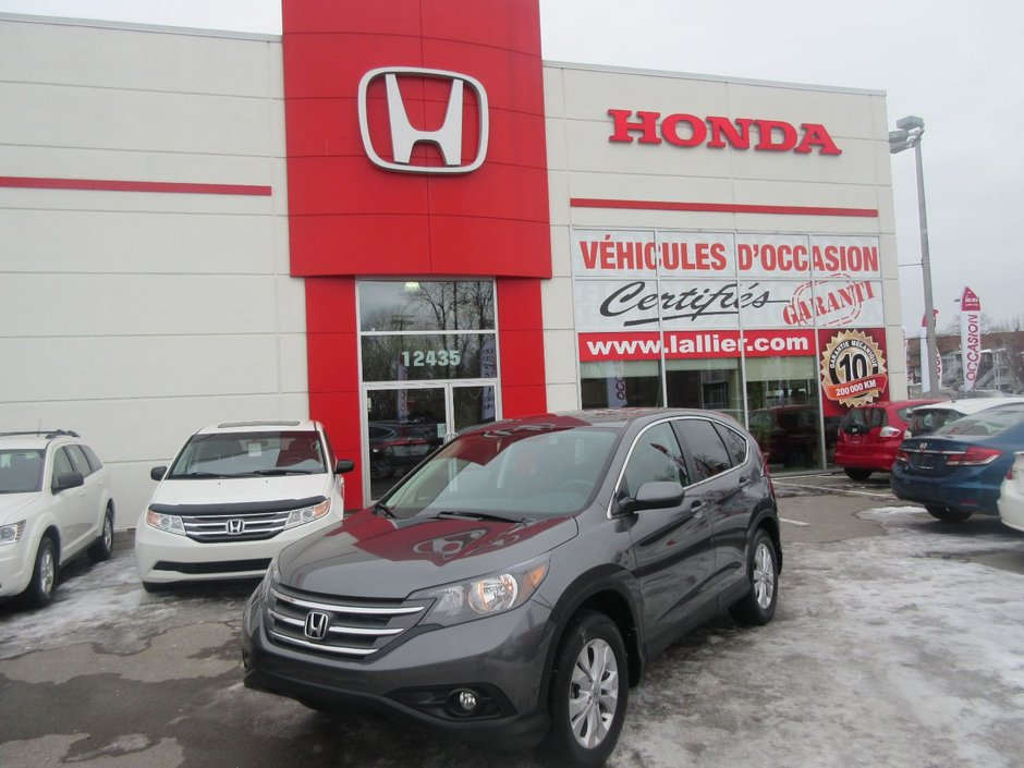 pre owned 2014 honda cr v ex l pneus hiver pneus t lallier honda montreal in montr al. Black Bedroom Furniture Sets. Home Design Ideas