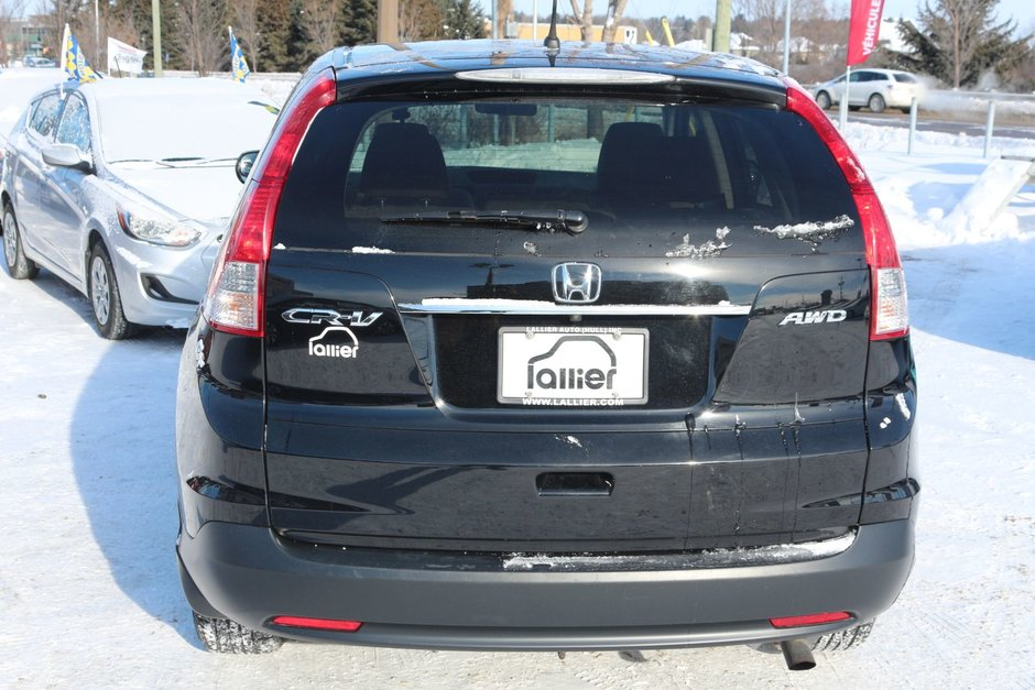 Honda CR-V EX AWD 2014