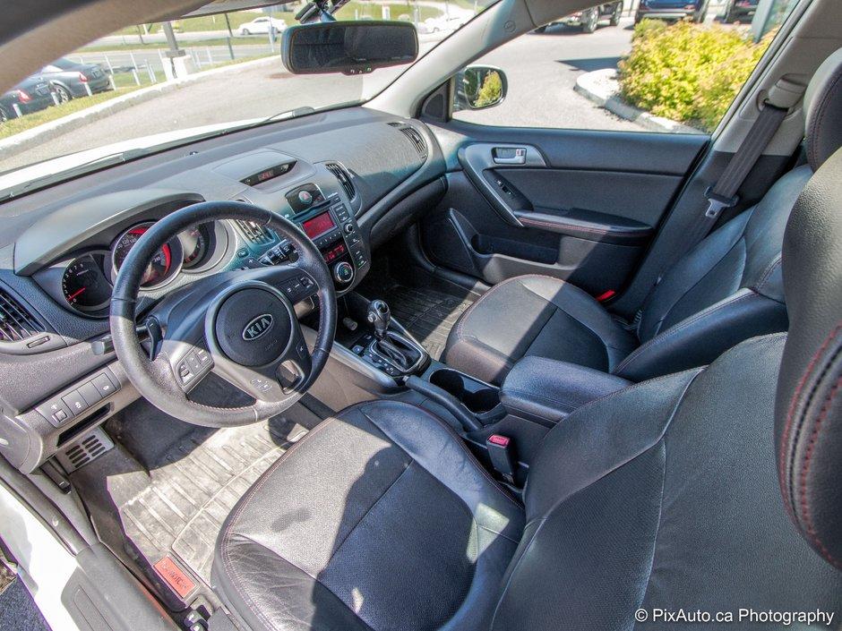 2012 Kia Forte SX CUIR TOIT OUVRANT * GARANTIE 10 ANS 200 000KM