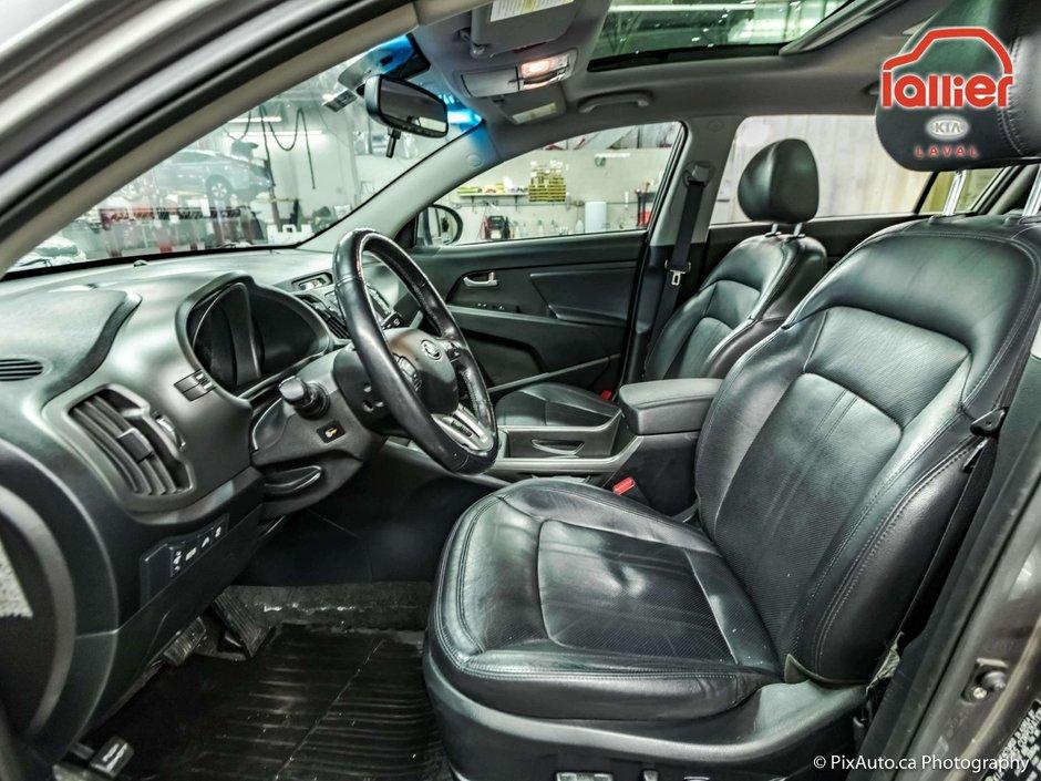 2013 Kia Sportage SX TURBO NAVI *GARANTIE 10 ANS/200,000KM