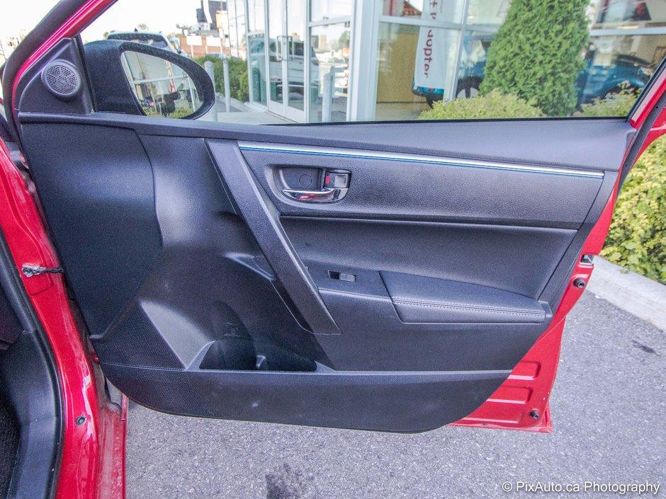 Toyota Corolla S * MAGS AILERON FOGS 2015