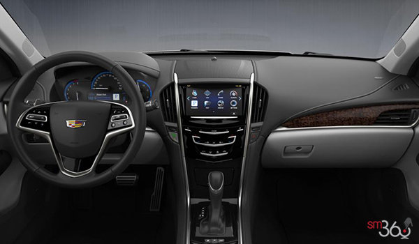 Cadillac ATS Sedan PERFORMANCE 2016