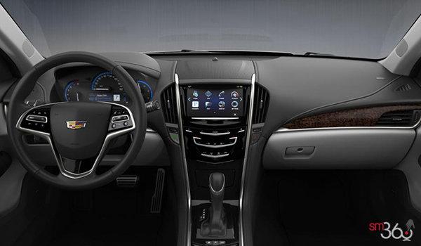 Cadillac ATS Sedan PREMIUM 2016