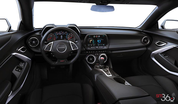 Chevrolet Camaro coupe 1SS 2016