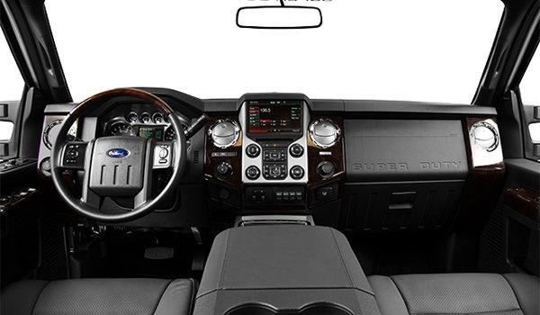 Ford Super Duty F-250 PLATINUM 2016