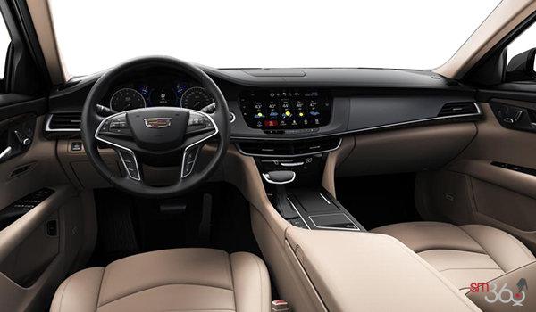 Cadillac CT6 BASE 2017