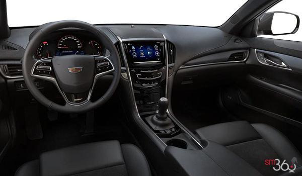 Cadillac ATS-V Sedan BASE ATS-V 2018