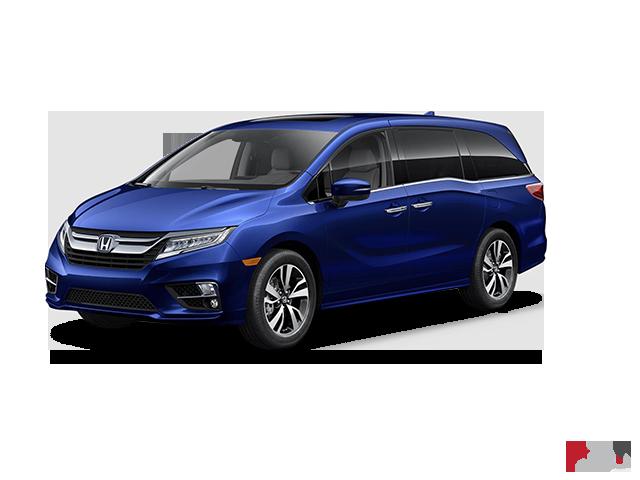 Honda ODYSSEY TOURING TOURING 2018