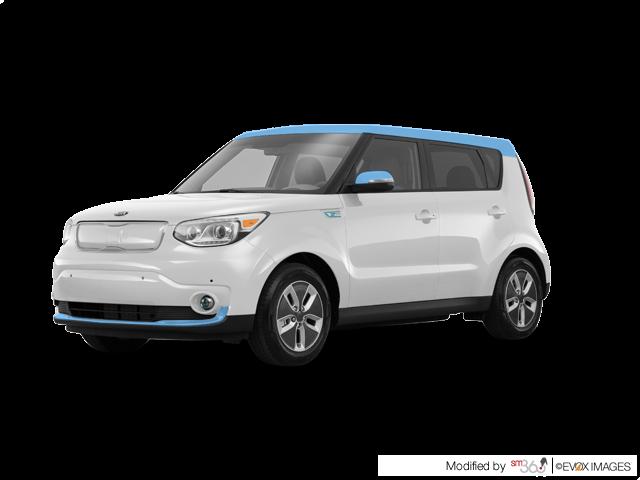 2018 Kia SOUL EV LUXE EV Luxury