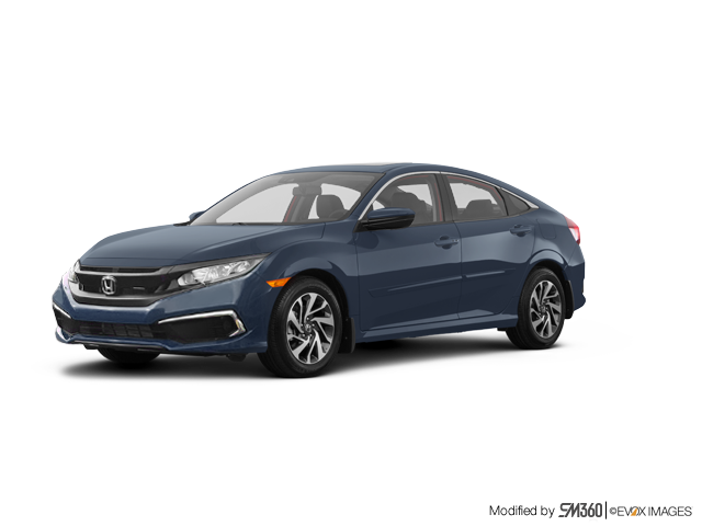 2019 Honda CIVIC SDN EX Touring